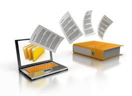 Digitalización documento (facturas)